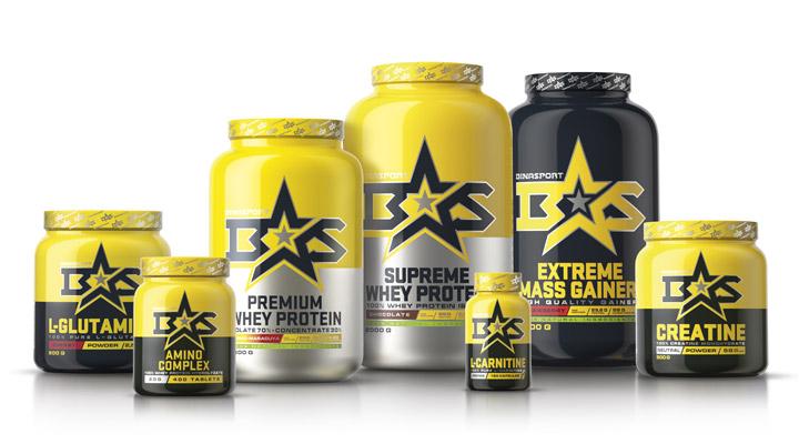 Sport supplements Binasport